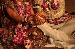 Indian Wedding courtesy of Wikimedia Commons
