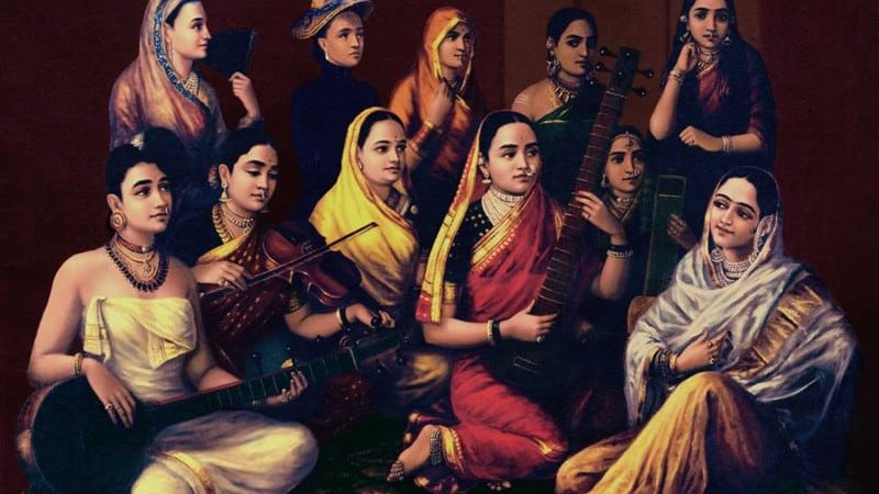 Image courtesy of: By Raja Ravi Varma - Not stated by uploader, Public Domain, https://commons.wikimedia.org/w/index.php?curid=347234